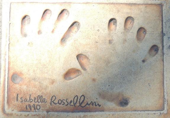 berühmte Hände
