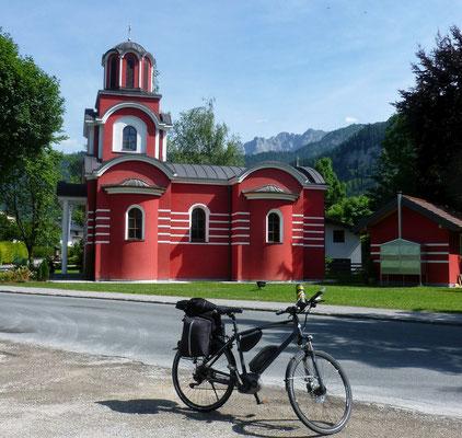 Russische Kirche in Saalfelden