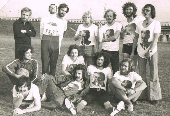 Das legendäre Atlantis Fußballteam