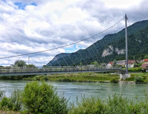 Neue Brücke bei Puch