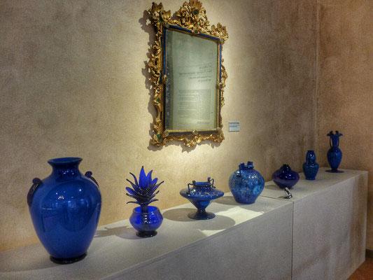 im Glasmuseum von Murano