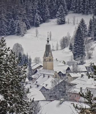Kirche von Bad Bleiberg