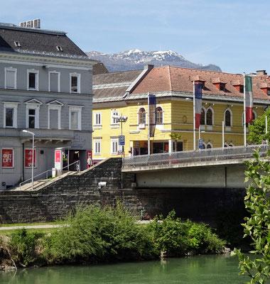 Villach und Dobratsch