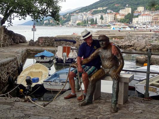mein Freund der Fischer