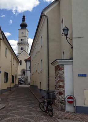 Kirche Wolfsberg