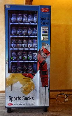 Praktischer Automat!