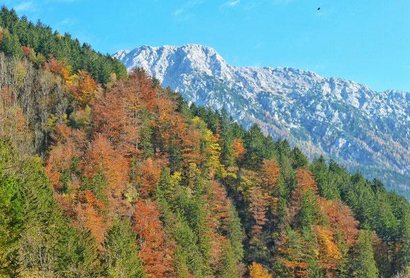Sloweniens Berge