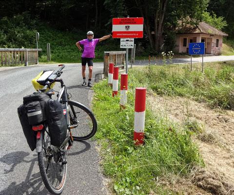 Kurz in Slowenien ohne Kontrolle