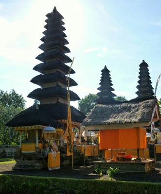 In Mengwi - Taman Ayun Tempel