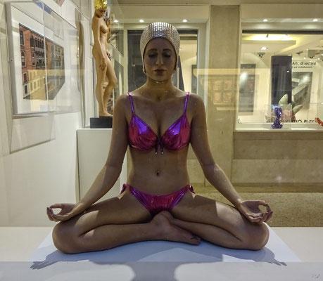 Yoga einmal anders