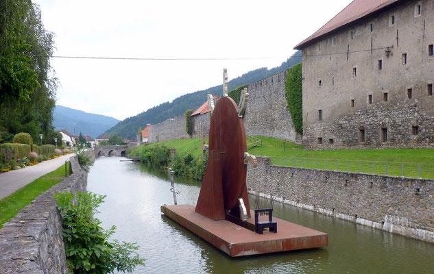 Stadtgraben zu Friesach