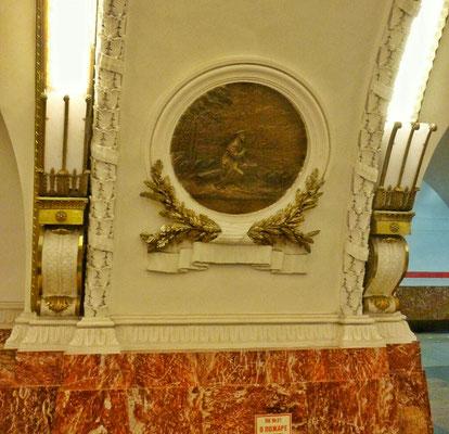 Stations Dekoration