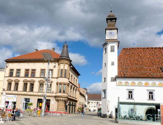 Hauptplatz von Leoben