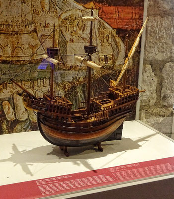 Im Maritim Museum