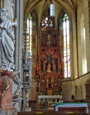 In der Stadtkirche