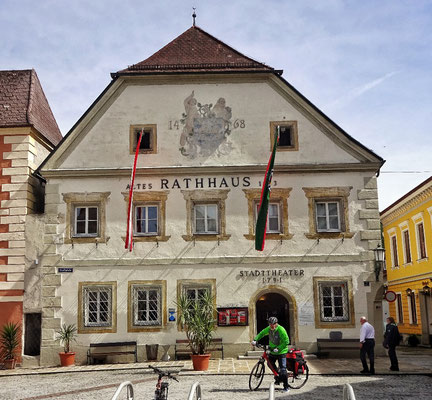 Stadttheater in Grein