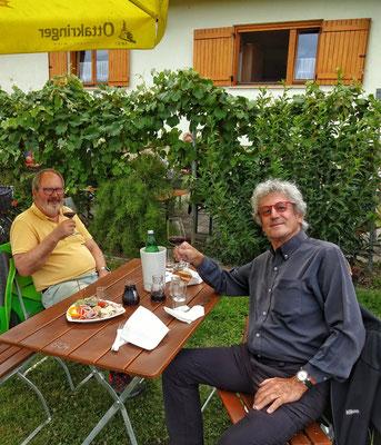 Schmatz und Prost
