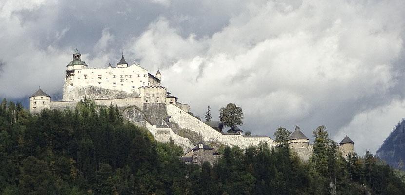 Burg Hoch Werfen