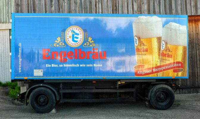 Rettenberg das südlicheren Brauerei Dorf Deutschlands