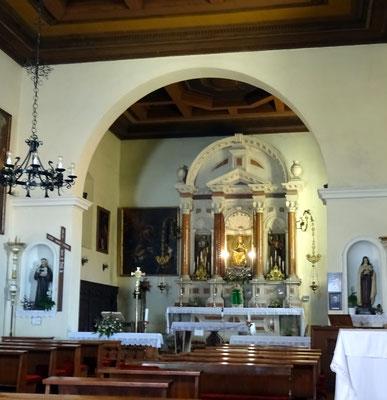 Kirche in Buije