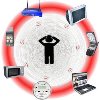 ONDES ELECTROMAGNETIQUES et nos appareils domestiques