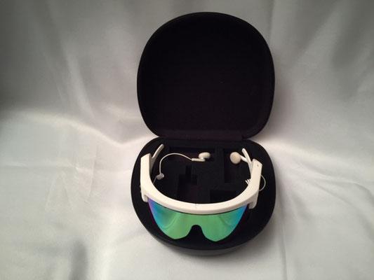 lunettes PSIO premium avec sacoche voyage
