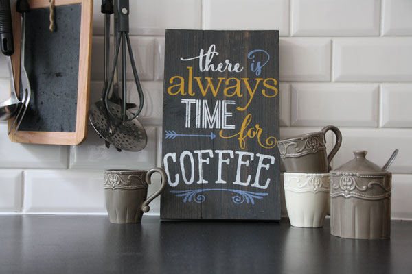 always time coffee