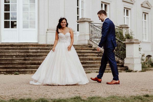 Hochzeitsfotos in Vintagestyle