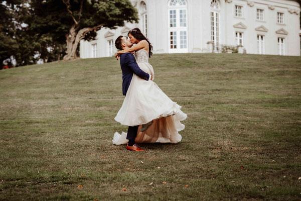 Emotionale Hochzeitsfotografie in Braunschweig