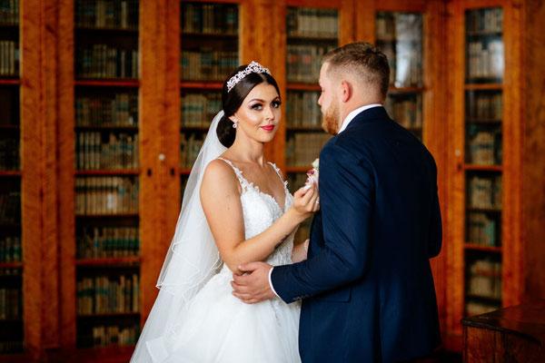 Hochzeitsfotograf auf Schloss Corvey