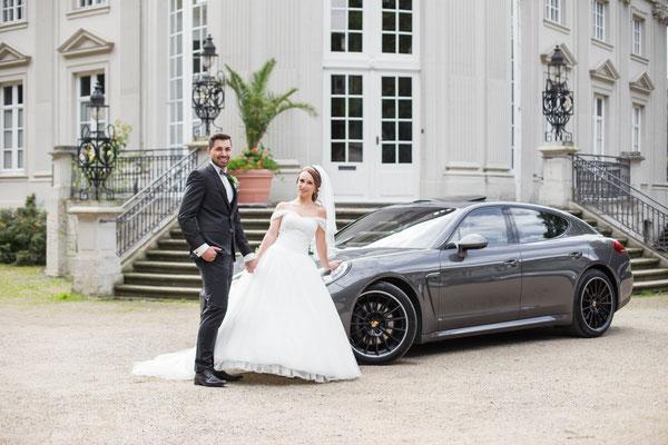 Hochzeitsfotograf Schloss Richmond aounphoto