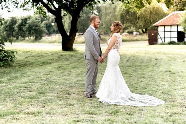 Emotionale Hochzeitsfotografie in Wöltingerode