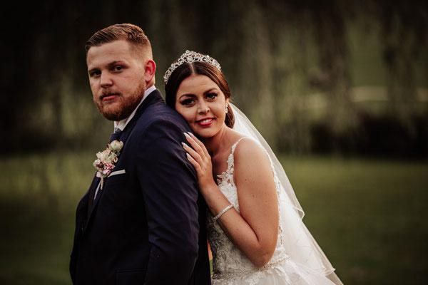 Brautpaarshooting im Park Höxter