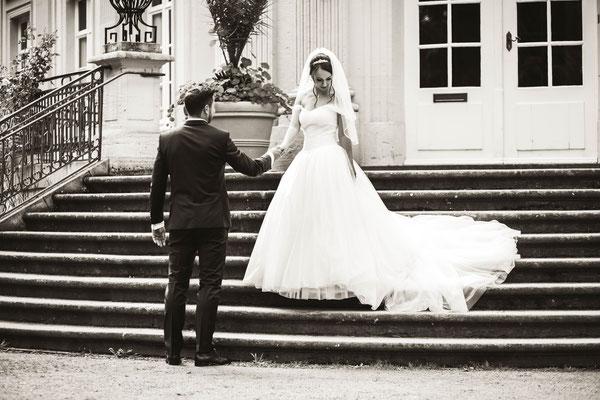 Heiraten Schloss Richmond