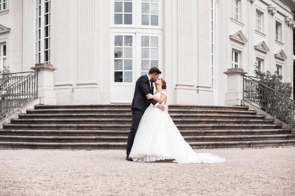 Romantische Hochzeitsfotografie Braunschweig