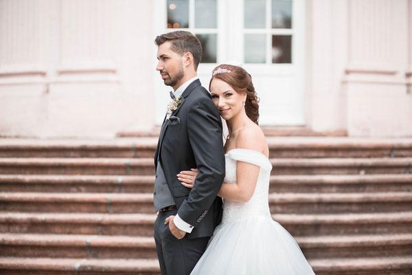 Authentische Hochzeitsfotos Braunschweig
