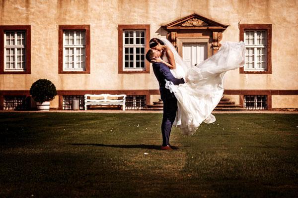 Fotoshooting Schloss Corvey