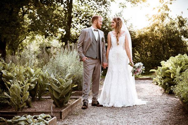 Hochzeitsfotograf im Kloster Woeltingerode