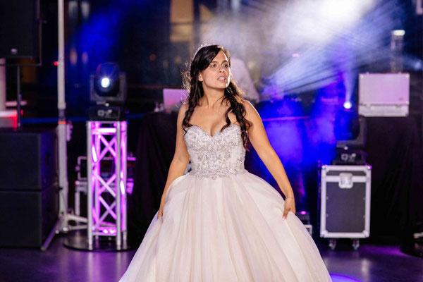 Braut auf Tanzfläche Braunschweig
