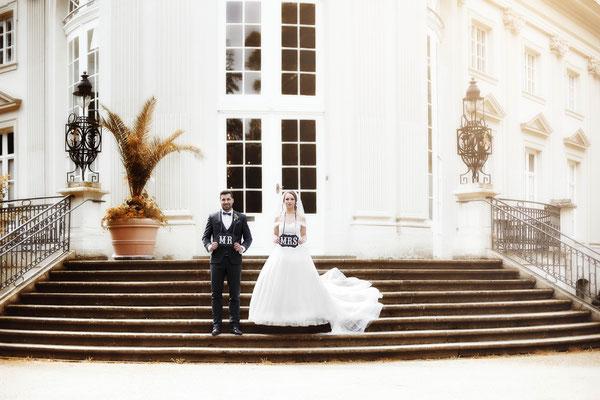 Brautpaarshooting Braunschweig