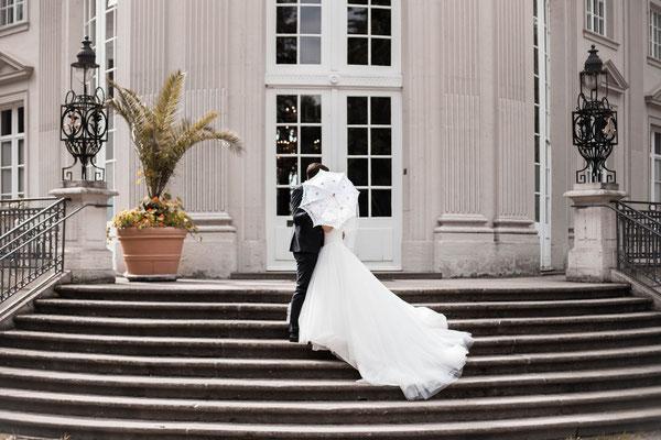 Brautpaarbilder Hochzeit Braunschweig