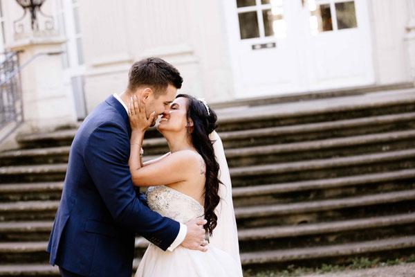 Hochzeitsfotos Standesamt Schloss Richmond