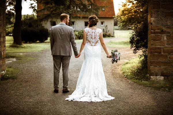 Hochzeitsfotos Vintage Wöltingerode