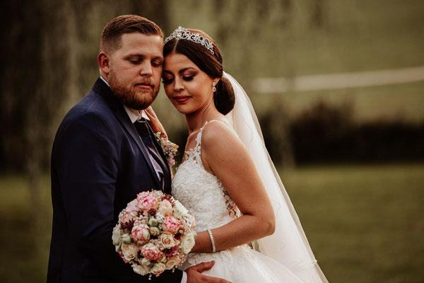 Schöne Hochzeitsfotos in Höxter