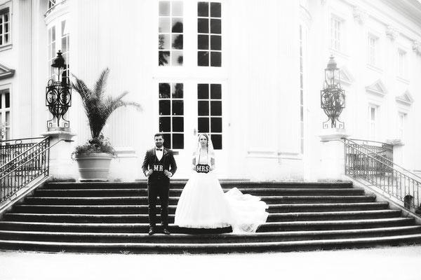 Hochzeit Schloss Richmond