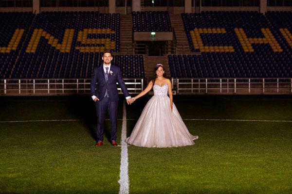 Heiraten im Eintracht Stadion Braunschweig