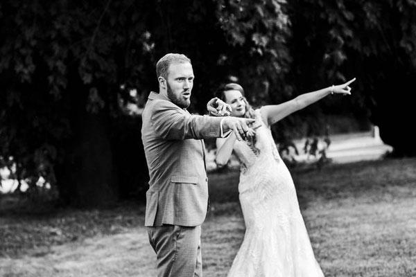 Kreative Hochzeitsfotografie in Wöltingerode