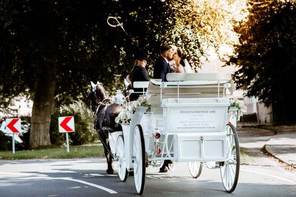 Hochzeitskutsche Höxter