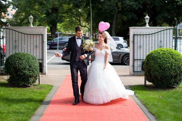 Hochzeitsfotograf Ölper Waldhaus aounphoto