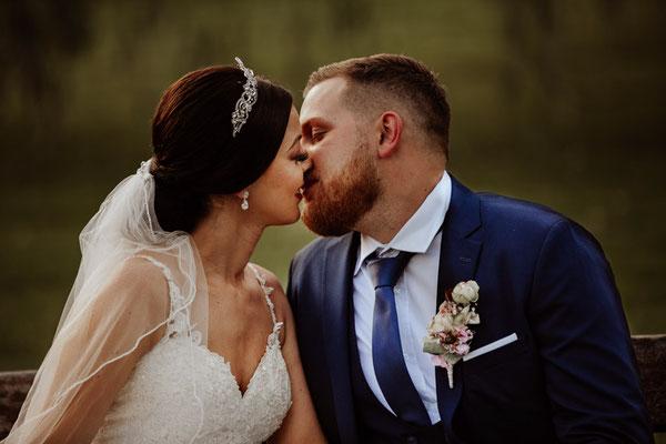 Authentische Hochzeitsfotografie Höxter